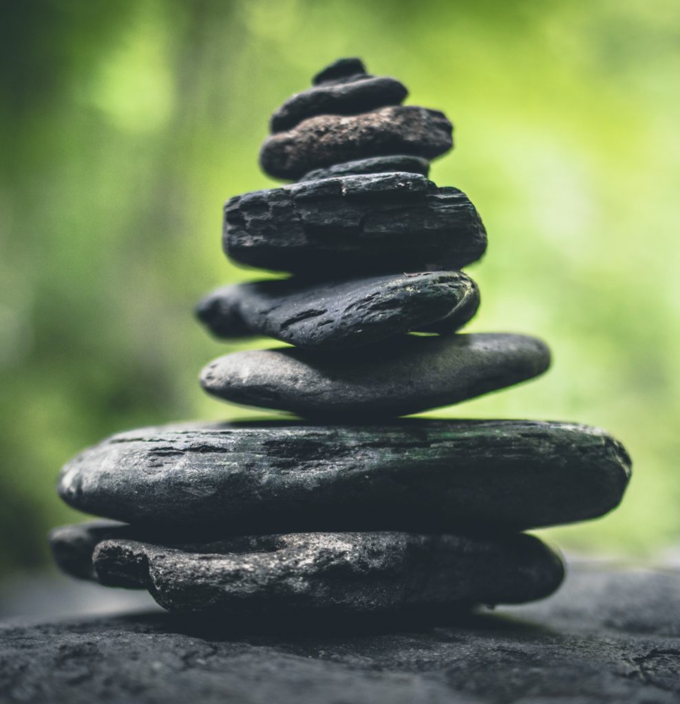 équilibre, chakras, reiki